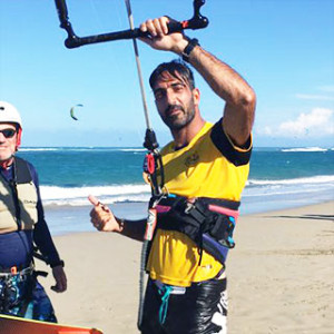 GoKite staff member: Solon Kite Instructor