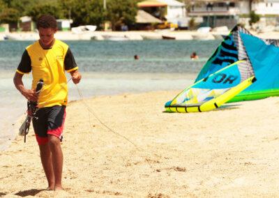 kiteboarding trips