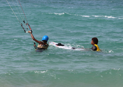 blog: Ode to girs who kitesurf