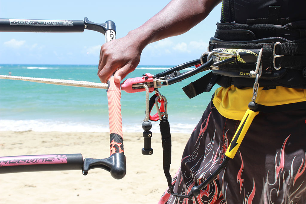 GoKite deisngs a new short leash