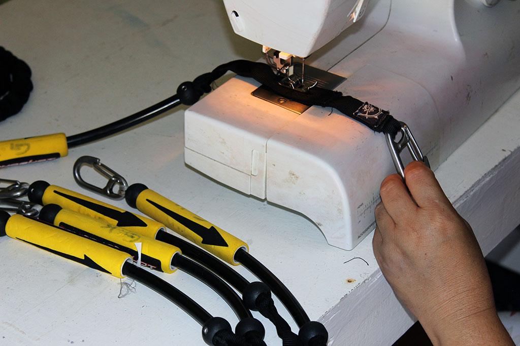 GoKite designs a new short leash