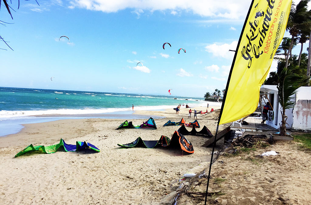No, We Don't Have Seaweed on Kite Beach Cabarete