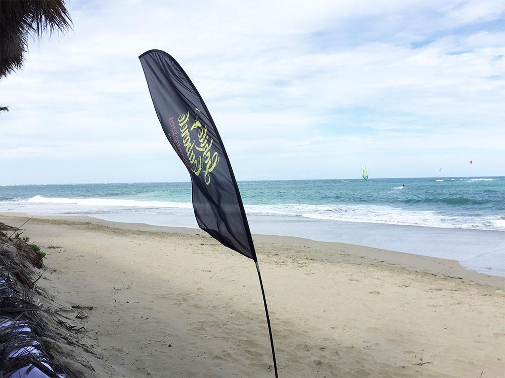 No, We Don't Have Seaweed on Kite Beach Cabarete | | GoKiteCabarete