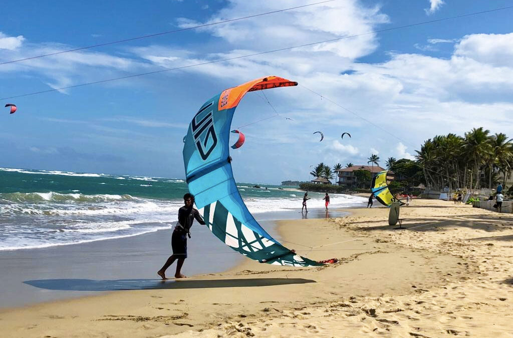 GoKite Weather – find out about kiteboarding weather conditions