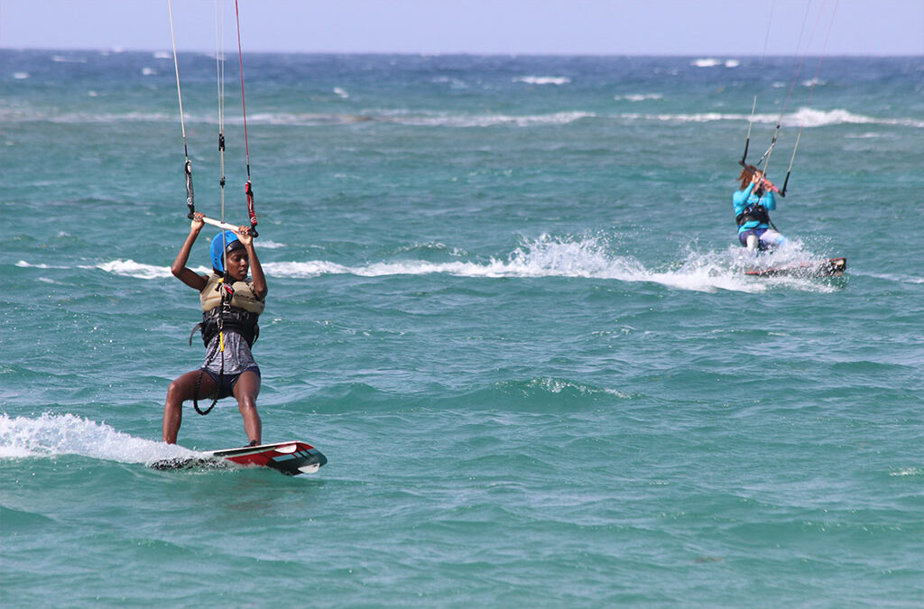 Ode to Girls Who Want to Learn Kiteboarding