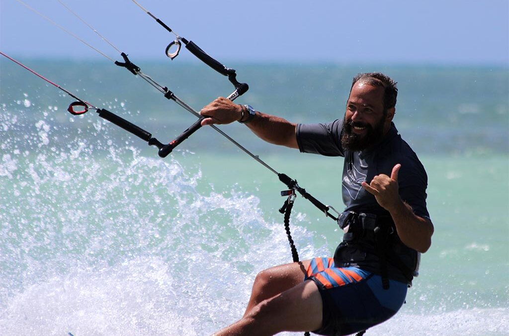 Top 10 Reasons Why Kiteboarding Is Good for You